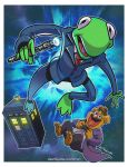 Doctor Muppet by SupaCrikeyDave