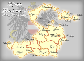 Republic German Austria 1918 by Arminius1871