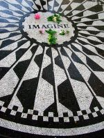 NY - Strawberry Fields Forever by Adhago