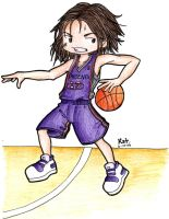 Steve Nash by fanchielover15