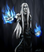 Art Trade: Wraith by shaydh
