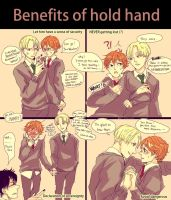 Benefits of hold hand by bbcchu