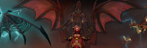 Alexstrasza Panoramic by ani07789