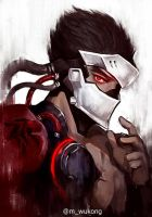 Genji Blackwatch by Meiikiko
