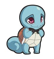 Squirtle by nirac