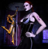 MORE - Bad Girls .... by Aphrodite-NS