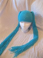 Hatsune Miku Cosplay Hat by Izit-Sama