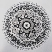 Mandala by Friday70