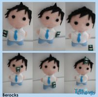 Berocks Chibi by Tiffyx