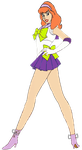 Sailor Daphne Blake by darthraner83