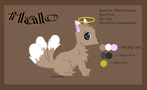 .:Halo Ref:. AT by Korollily