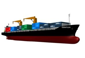 container vessel by ardikumara
