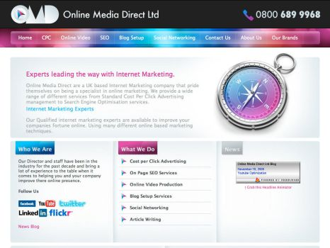Online Media Direct by indiqo