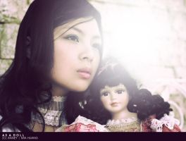 As a Doll by anney