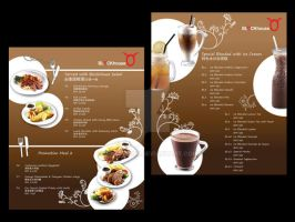 blockhouse food menu by chris11art