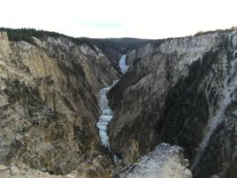 Grand Canyon of Yellowstone by rioka