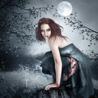 Always Lurking by vampirekingdom