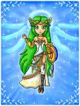 palutena alights by ninpeachlover