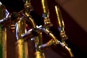Beer on tap by gBobly