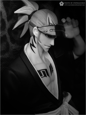 Bleach Renji Abarai by Michiru83