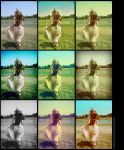 Photoshop Actions 01 by LostAnastacia