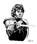 The Musketeers - Athos by DarkKnight81