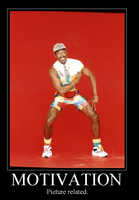 Mr. Motivator in a Motivator by SuperAshBro