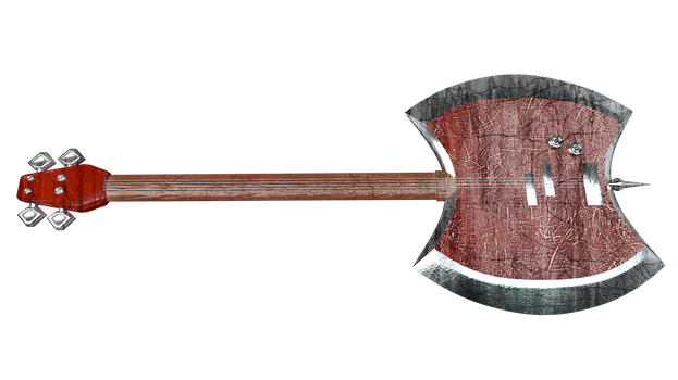 Marceline Axe Bass by JesperHarming