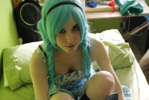 The last picture of Miku random cosplay by RInverseFair