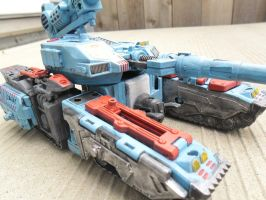 MTMTE Fortress Maximus 3 by BlurrzFire