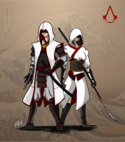 Assassins by patgarci