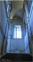 Inside the Louvre by ShlomitMessica