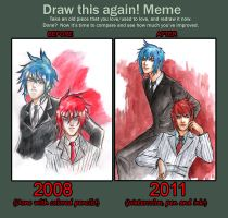 Draw This Again - Meme by HHubs