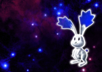 Star Bunny Wallpaper by PorkyMeansBusiness