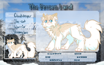 Cloudwhisper {The-Frozen-Land} by SushiMeep