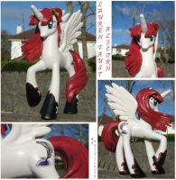 Custom Lauren Faust by FallSilently