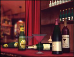 Beverages by deexie