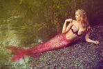 Pink Mermaid by gestiefeltekatze