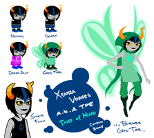 Be the Compulsive Fantroll by Shibikii