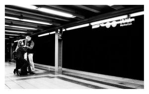 Underground romance by Ciril