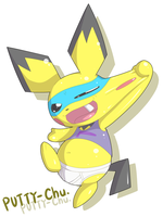 PUTTY-Chu. by dlrowdog