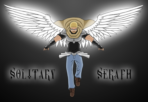 Sean 'Solitary Seraph' by Mit-Man