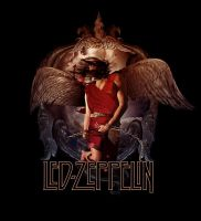 Led Zeppelin - Icarus - II by damnengine