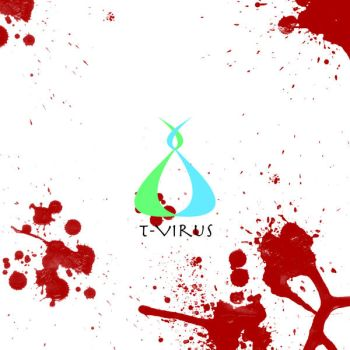 Yay t-virus with blood by Pixieworld