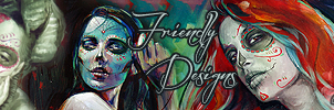 FriendlyDesigns Banner by RoseOfTheFlames