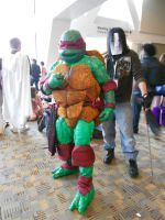 Otakon 2012 Raphael [Teenage Mutant Ninja Turtles] by Angel1224