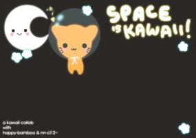 space is kawaii-collab by happy-bamboo