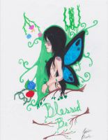 Blessed Fairy by Ivory-Bloodrose