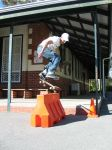 Barrier Kick FrontBoard by karma-