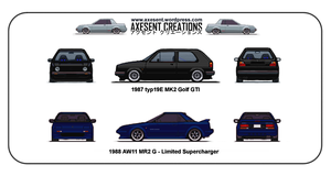 My Cars by Axesent